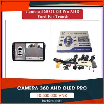 Camera 360 AHD Oled Pro - Camera nét 2K duy nhất trên thị trường Việt Nam