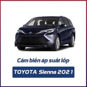 Cảm biến áp suất lốp cho Toyota Sienna 2021 - những lợi ích bạn không nên bỏ qua