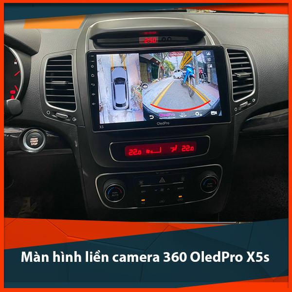 Màn hình liền camera 360 OledPro X5s new - Đẳng cấp thời thượng