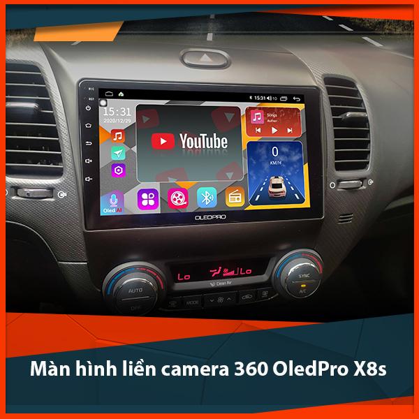 Màn hình liền camera OledPro X8s công nghệ hiện đại nhất hiện nay
