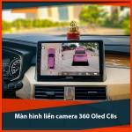 """Màn hình DVD Android tích hợp camera 360 Oled C8s – """"Bước ngoặt"""" của nền công nghệ phụ tùng xe hơi C8s_0"""