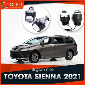 Bi gầm cho Toyota Sienna 2021 - Tiện ích, an toàn, hỗ trợ tối đa trên mọi hành trình của bạn