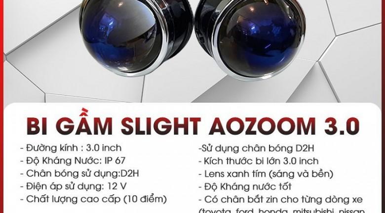 BI GẦM GTR SPECIAL EDITION 150 PLUS - combo độ đèn xe hơi bình dân đáng chú ý tính năng 0