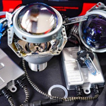 BI GẦM GTR SPECIAL EDITION 150 PLUS - combo độ đèn xe hơi bình dân đáng chú ý