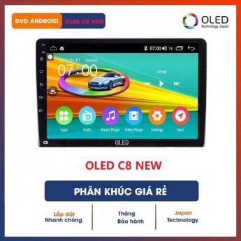 """Màn hình DVD Android Oled C8 new: Sản phẩm """"thách thức công nghệ"""" nhất 2021"""