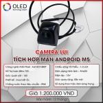 Camera lùi Oled M5 AHD chất lượng cao cho xe hơi_0