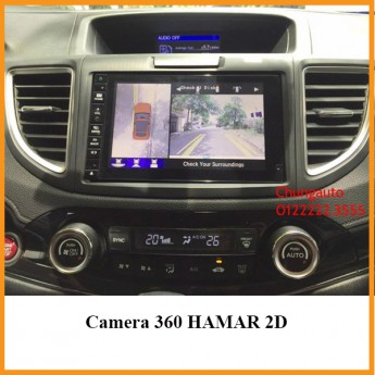 Camera 360 HAMAR 2D - Camera hành trình giá tốt nhất thị trường Việt Nam