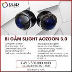 """Tại sao khách hàng nên độ bi gầm Slight Aozoom 3.0 cho """"xế cưng"""" ngay và luôn_0"""