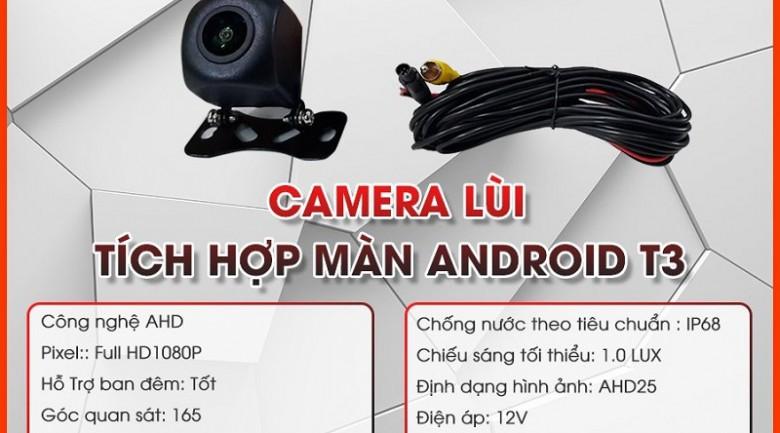 Camera lùi Oled T3 - camera giá rẻ với nhiều tiện ích bất ngờ tính năng 0