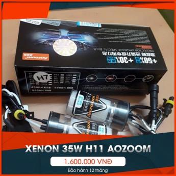 Xenon 35W H11 Aozoom Chính hãng