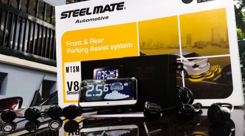 Cảm biến Steelmate 8 mắt - cảm biến thế hệ mới nhất hiện nay tính năng 1