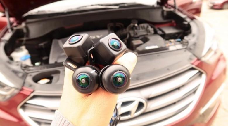 Camera 360 Vision phiên bản cao cấp nhất Limited Pro - Đẳng cấp camera 360 Vision tính năng 0