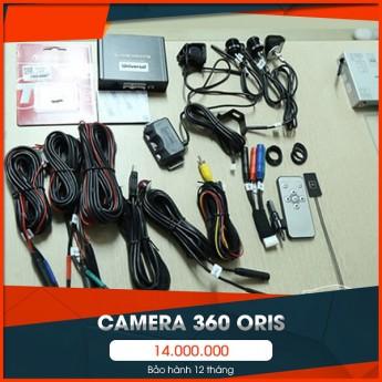 Camera 360 ORIS - Camera cao cấp dành cho ô tô