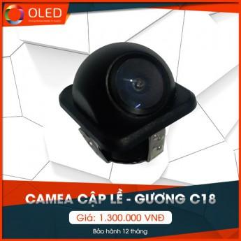 Camera cập lề - gương C18 - Sản phẩm tốt cho những hành trình tuyệt vời