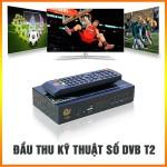 Bộ thu truyền hình Tivi kỹ thuật số DVB-T2 dành cho ô tô_0