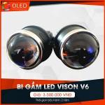 Độ bi led gầm Vision V6 3.0 inch cho xe ô tô - Sáng vượt trội, lái xe an toàn_0