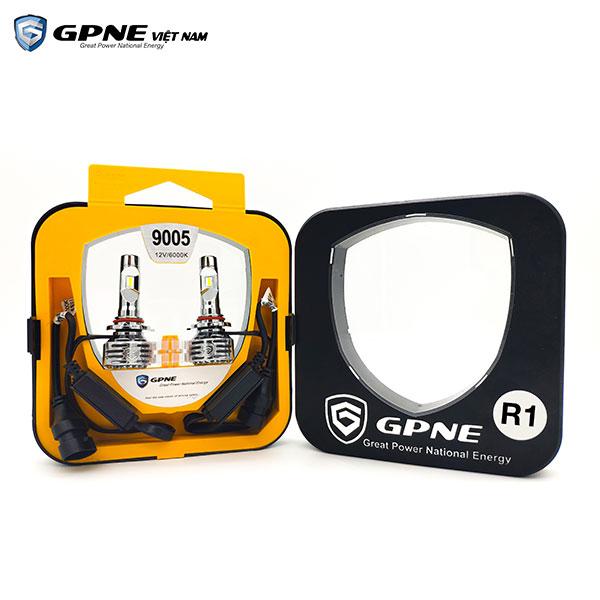 Bóng đèn Led GPNE R1 - Khả năng chiếu sáng bất chấp mọi điều kiện thời tiết