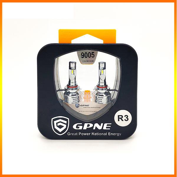 Độ đèn Led GPNE R3 siêu sáng