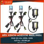 Đèn Xenon Aozoom 9005/9006 35w 4300k/ 5500k chính hãng_0
