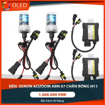 Đèn  xenon Aozoom ABN 07 chân bóng H11 chính hãng