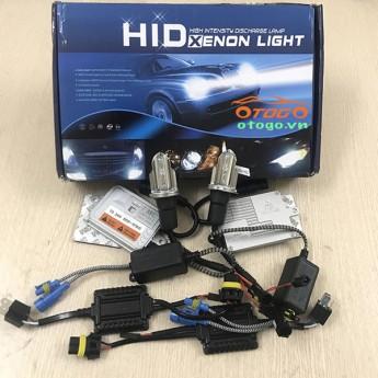 Bộ đèn Xenon H4-55w Aozoom siêu sáng