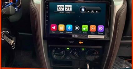 DVD Android Oled C2 Cho Toyota Fortuner 2016-2018 - Màn hình giá rẻ quốc dân hàng đầu hiện nay