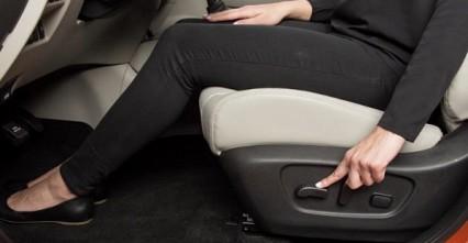 Độ ghế điện cho xe Huyndai Acent   - Lái xe an toàn và thư thái