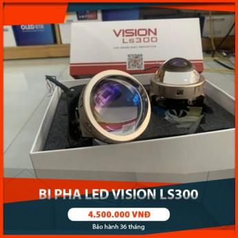 Bi pha đèn led LS300 sở hữu những công nghệ hiện đại đang chờ bạn khám phá