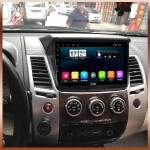 Màn hình DVD Android OledPro X3 Mitsubishi Pajero-Sport - Lái xe an toàn nhờ kết nối camera hành trình_0