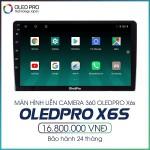 """Màn hình DVD Android tích hợp camera 360 OledPro X6s – """"Cơn sốt mới"""" của dòng màn hình liền camera_0"""