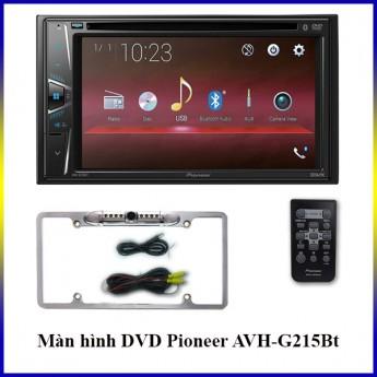 Màn hình DVD Pioneer AVH-G215Bt - Tăng khẳ năng chiếu sáng gấp nhiều lần