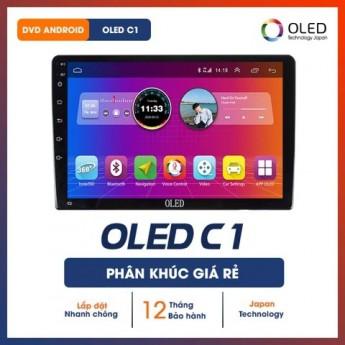 """Màn hình Android Oled C1 - """"Màn hình quốc dân"""" cho mọi dòng xe"""