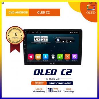 Màn hình DVD Android Oled C2 new - Chiếc màn hình quốc dân, phù hợp cho mọi đối tượng