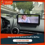 Màn hình DVD Android OledPro X8 Plus_0