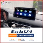 Màn hình liền camera 360 Oled S80s cho dòng xe Mazda CX-5, mang đến góc quan sát toàn cảnh, an toàn khi lái xe_0