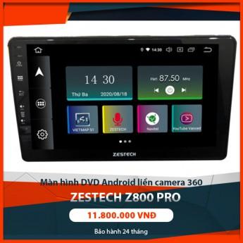 Màn hình liền camera 360 Zestech Z800 Pro giá bao nhiêu?