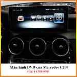 Màn hình DVD Android xe Mercedes C200_0