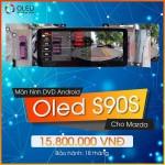 """Bật mí những """"bí mật"""" về chiếc màn hình liền camera 360 Oled S90s cho Mazda_0"""