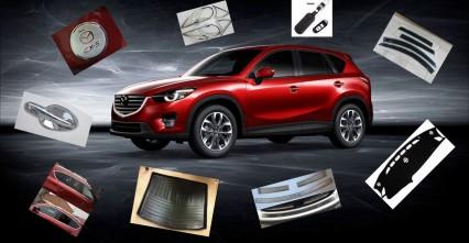 Tổng hợp đồ chơi phụ kiện chi tiết cho Mazda Cx-5