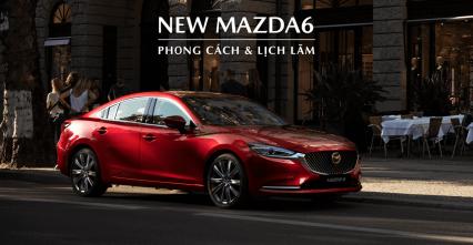 Độ Camera 360 cho Mazda 6 Đời 2017-2020
