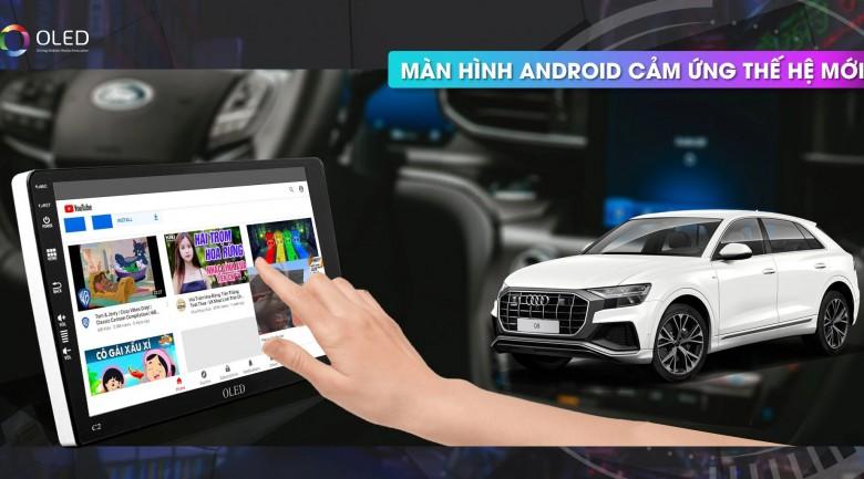 Màn hình DVD Android Oled C2 new - Chiếc màn hình quốc dân, phù hợp cho mọi đối tượng tính năng 0