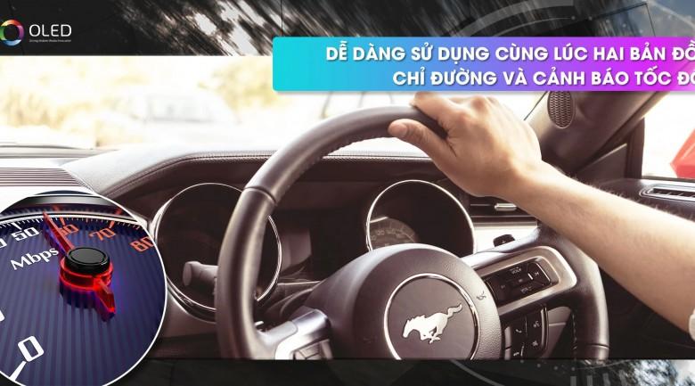 Màn hình DVD Android Oled C2 new - Chiếc màn hình quốc dân, phù hợp cho mọi đối tượng tính năng 4