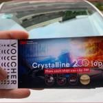 Tổng hợp các gói độ phim cách nhiệt 3M Crystalline cao cấp_3