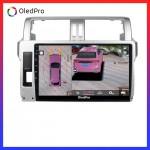 Màn Hình Dvd Android Oled Pro X3s Tặng Camera 360 trên xe Toyota Prado 2014-2017 X3s_0