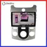 Dvd Android Oled C8S công nghệ mới trên xe Kia Forte-ĐHC    Tặng Camera 360 quan sát toàn cảnh_0
