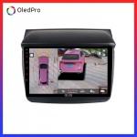Dvd Android Oled C8S công nghệ mới trên xe Mitsubishi Triston-2010-2016 || Tặng Camera 360 quan sát toàn cảnh_0