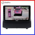 DVD Android tặng camera 360 Oled C8s  cho Ford EcoSport-2014-2017 || Quan sát toàn cảnh, hạn chế va chạm, lái xe an toàn C8s_0