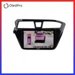 Dvd Android Oled C8S công nghệ mới trên xe Hyunhdai I20 || Tặng Camera 360 quan sát toàn cảnh_0