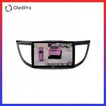 Dvd Android Oled C8S công nghệ mới trên xe Honda CRV 2013-2017 || Tặng Camera 360 qan sát toàn cảnh_0