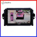 Màn Hình Dvd Android Oled Pro X3s Tặng Camera 360 trên xe Toyota Fortuner 2016-2018 X3s_0